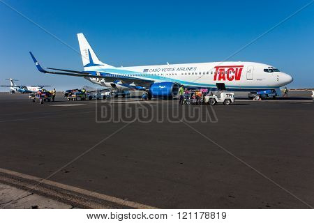 Boeing 737-800 Airliner