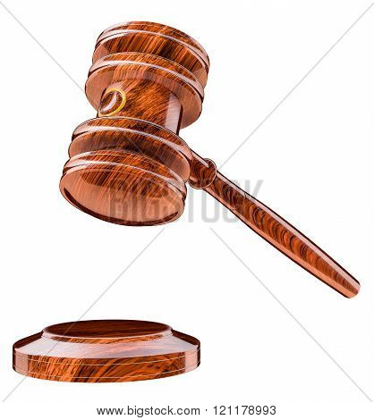 Judges Gavel, Auctioneers Hammer