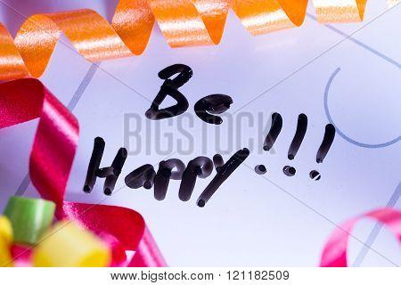 Celebrate Life Concept