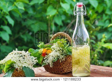 Alternative Medicine, Elderflower