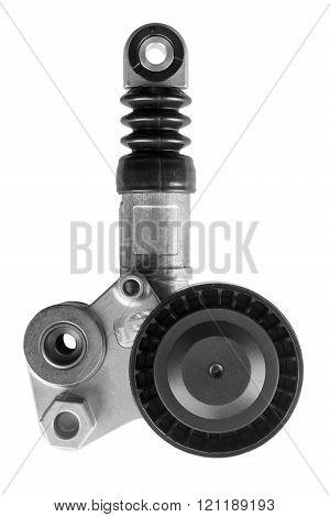 alternator belt tension device