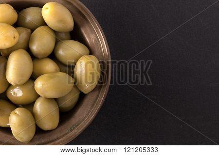 Italian Pickled Olives