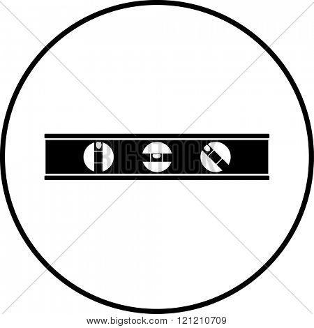 carpenter level symbol