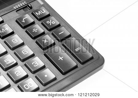 calculatorcalculator on a white background