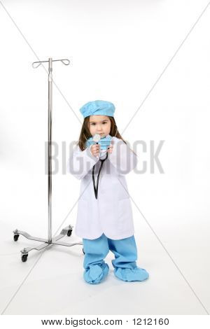 Dr. Little Girl 2