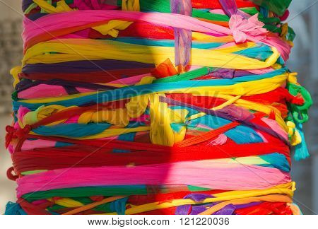 Abstract color full background in Thailand BG