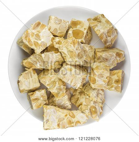 Nougat On A Plate