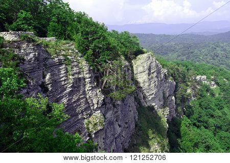 Eagle rock, or the rock of Prometheus