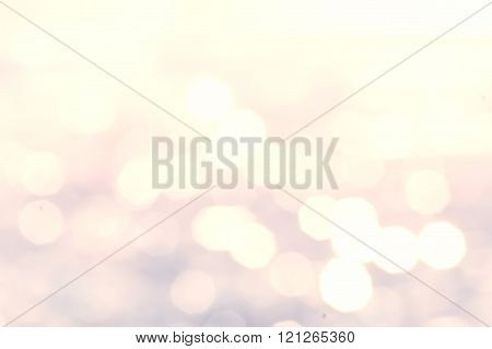 ...natural Bokeh / Abstract Blurred Boke / Colorful Nature Defocused Lights