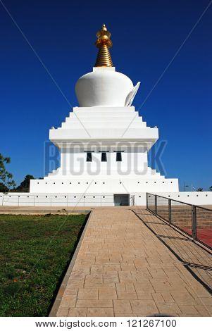 Benalmadena Stupa.