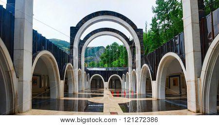 Sanctuary Of Meritxell,  Andorra