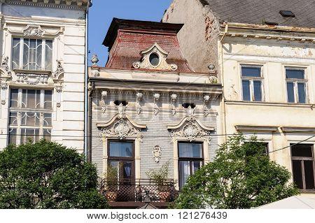 Facade At 84 Hlavna Main Street In Kosice