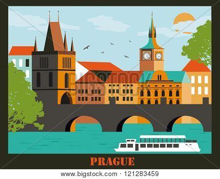 Pragua City