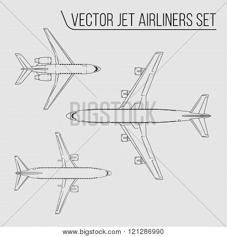 Airliners Set
