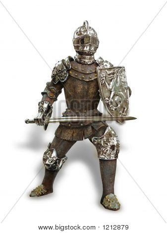 Antique Knight