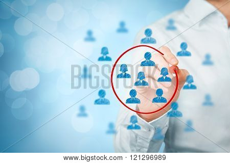 Marketing Segmentation And Target Market