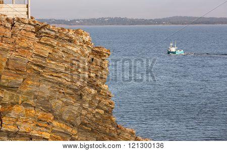 rocky coastline of nova scotia