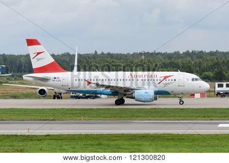 Airbus A319 Jet Aircraft