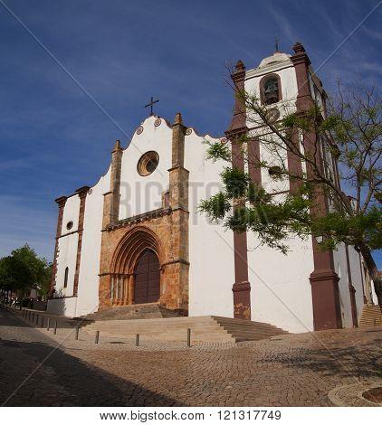 Se Cathedral Of Silves, Algarve