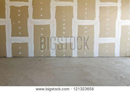 Plasterboard Wall