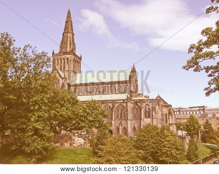 Glasgow Cathedral Vintage