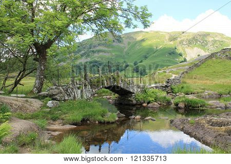 Slaters Bridge Cumbria