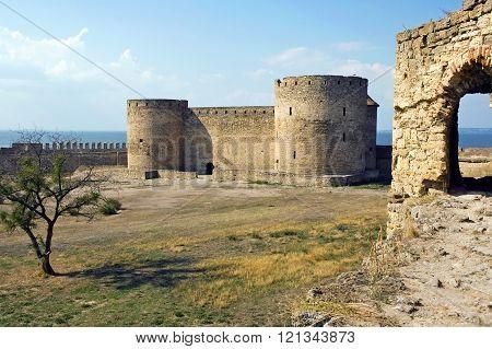 Ancient Fortress, Belgorod Dnestrovsky, Ukraine.