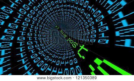 Blog Post Data Tunnel