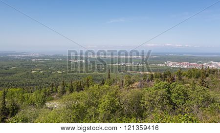 View of Anchorage