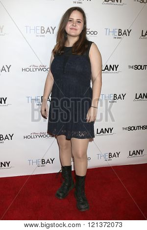 LOS ANGELES - MAR 10:  Tiffany Petitt at the 5th Annual LANY Entertainment Mixer at the Saint Felix on March 10, 2016 in Los Angeles, CA