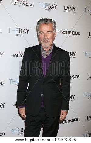 LOS ANGELES - MAR 10:  Ian Buchanan at the 5th Annual LANY Entertainment Mixer at the Saint Felix on March 10, 2016 in Los Angeles, CA