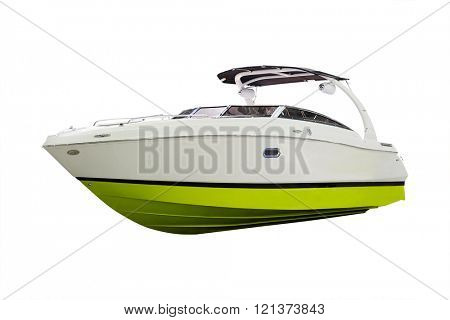 The image of a boat