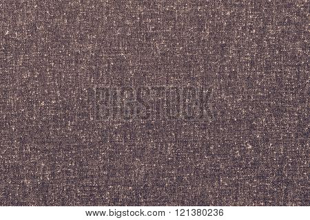 Abstract Speckled Texture Rough Fabric Of Pale Chocolate Color