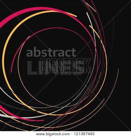 Abstract circle