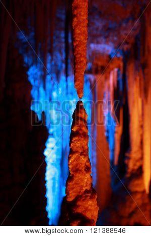 Avshalom Cave, Israel