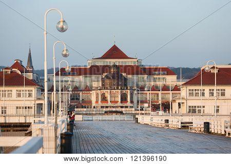 Sheraton Hotel In Sopot