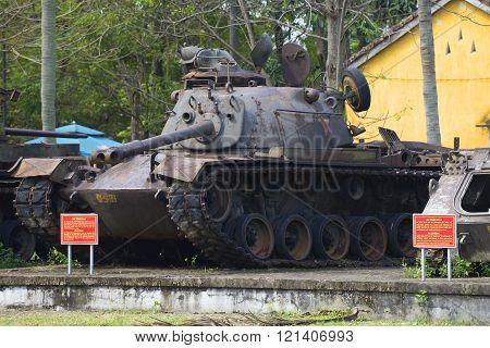American medium tank M48