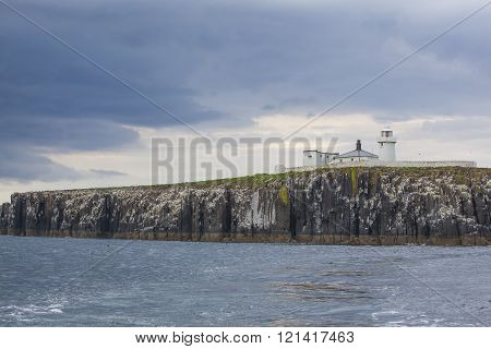 Farne Islands off the coast of Northumberland ** Note: Visible grain at 100%, best at smaller sizes