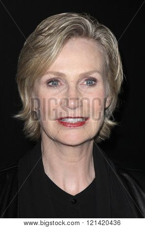 LOS ANGELES - MAR 10:  Jane Lynch at the Everything Is Copy LA Premiere at the TCL Chinese 6 Theaters on March 10, 2016 in Los Angeles, CA