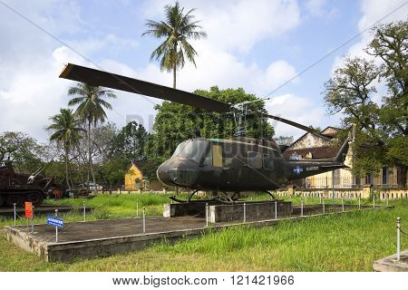 American multi-purpose helicopter Bell UH-1