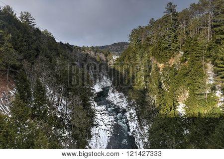 Quechee River  - Vermont