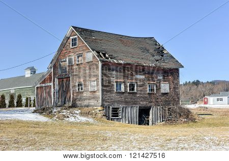 Abandoned Farmhouse - Vermont