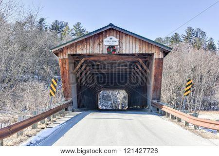 Vermont Covered Bridge