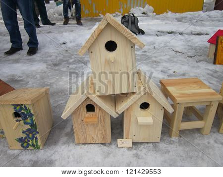 Lodge for birds