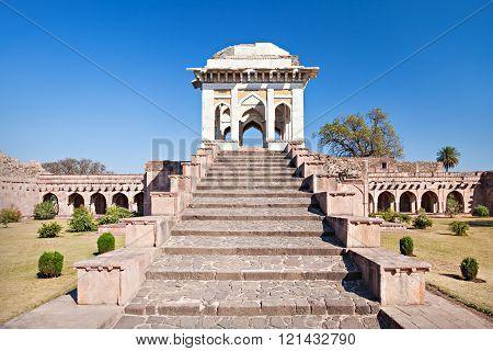 Ahrafi Mahal, Mandu
