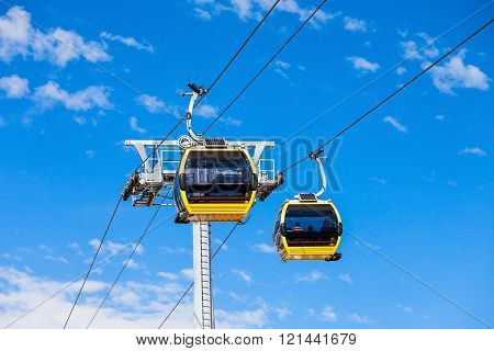 Cable Car, Lapaz