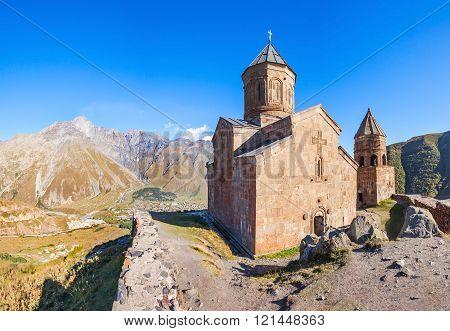 Gergeti Trinity Church