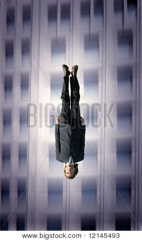a business man suicide
