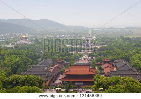 Lingshan Scenic Area Wuxi