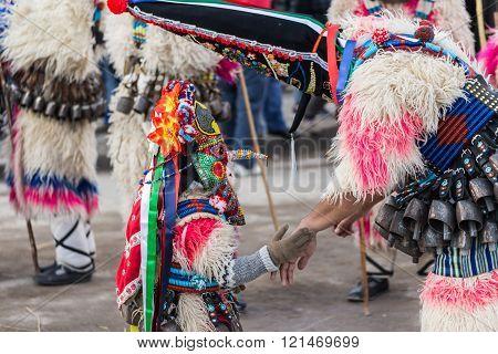 Kukeri Masquerade Festival